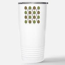 Argyle Tree Stainless Steel Travel Mug