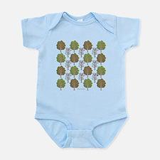 Argyle Tree Infant Bodysuit