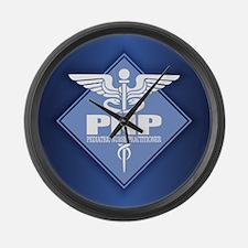 PNP Large Wall Clock