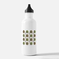 Argyle Tree Water Bottle