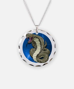 Cobra Lightning Necklace