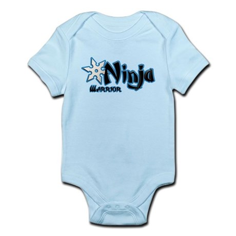 Warrior Ninja Infant Bodysuit
