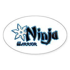 Warrior Ninja Decal