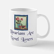 """""""Novel Lovers"""" Mug"""