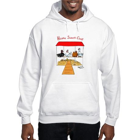 Home Sweet Coop Hooded Sweatshirt