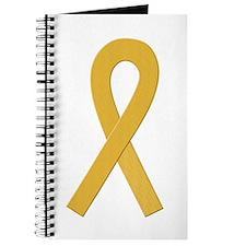 Gold Ribbon Journal