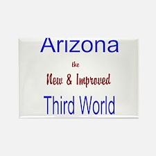 Arizona 3rd World Rectangle Magnet (10 pack)