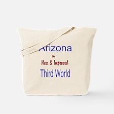 Arizona 3rd World Tote Bag