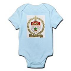 COLLETTE Family Crest Infant Bodysuit