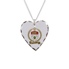 COLLETTE Family Crest Necklace