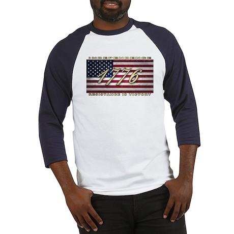 American Flag (1776) Baseball Jersey