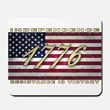 American Flag (1776) Mousepad