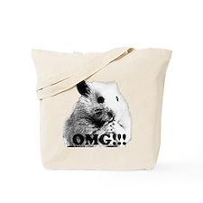 Cute Omg Tote Bag