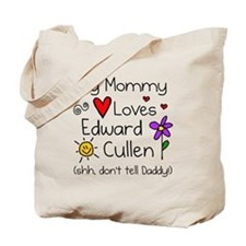 Mommy Shh Tote Bag