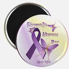 Fibromyalgia Awareness Day Magnet