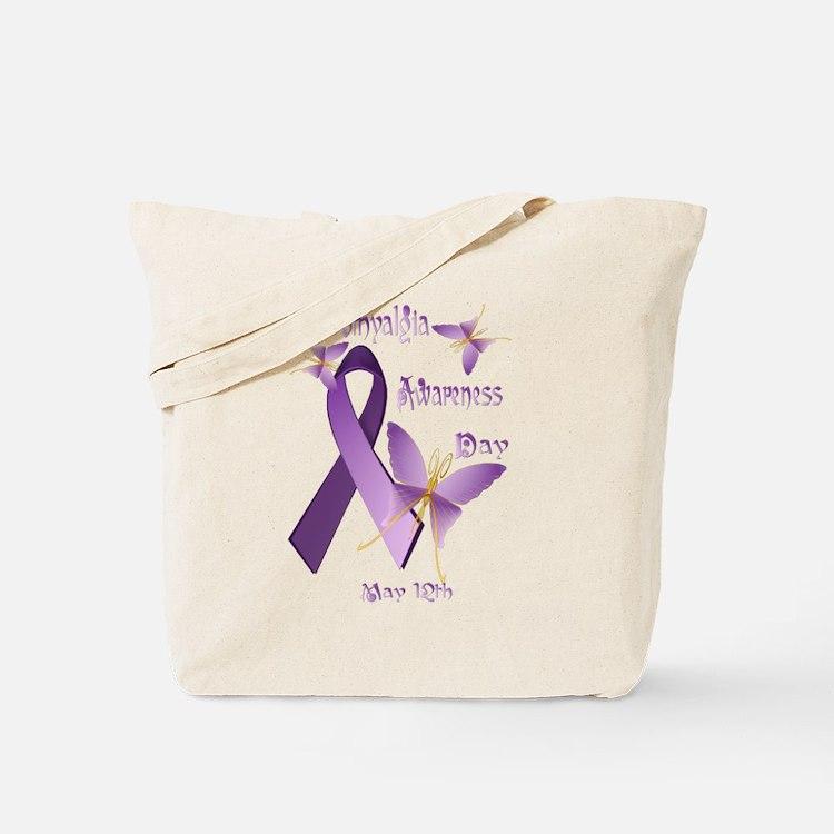 Fibromyalgia Awareness Day Tote Bag