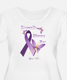 Fibromyalgia Awareness Day T-Shirt