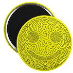 Smiley TSP Art Magnet