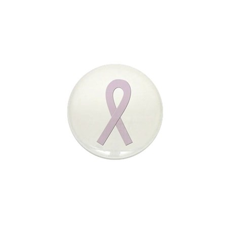 Orchid Ribbon Mini Button (100 pack)