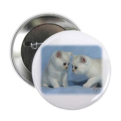 """Kittens 9W054D-295 2.25"""" Button"""