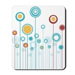 FLORAL DECOR Mousepad