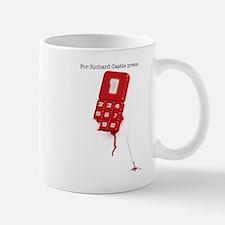 For Richard Castle... Mug