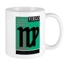 Unique Virgo symbol Mug