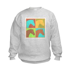The Mod Horse Sweatshirt