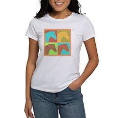 The Mod Horse Women's T-Shirt