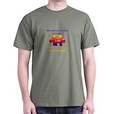 1 in Million (Nephew w Autism) T-Shirt