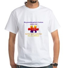 1 in Million (G'daughter w Autism) Shirt