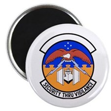"24th Security Police 2.25"" Magnet (100 pack)"
