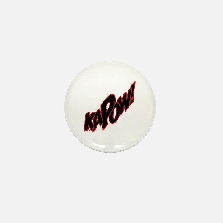 Sweet KAPOW! Mini Button