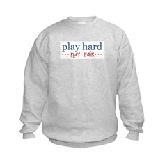 Play Hard, Play Fair Sweatshirt