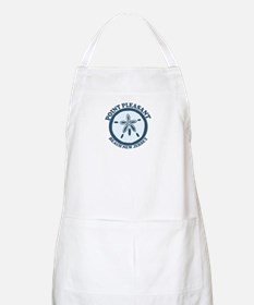 Point Pleasant Beach NJ - Sand Dollar Design Apron