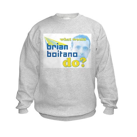 WWBBD?- Kids Sweatshirt