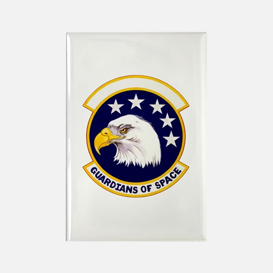50th Security Police Rectangle Magnet