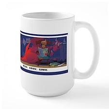Dragon Reading Mug