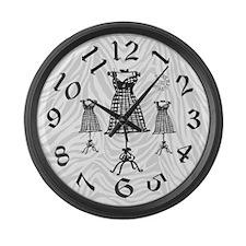 HOME DECOR WALL CLOCKS Large Wall Clock