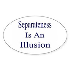 Separateness Decal