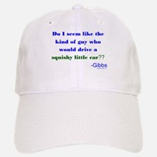 Squishy Little Car Baseball Baseball Cap