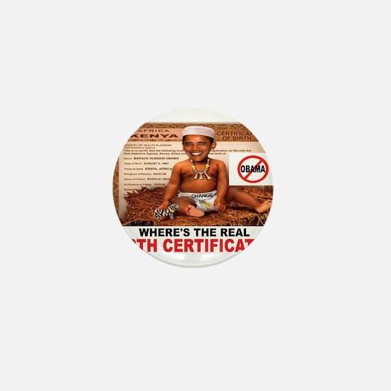 IN KENYA? Mini Button (100 pack)