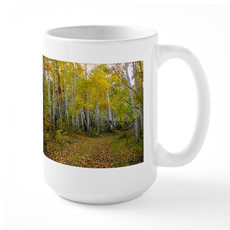 Aspen Grove Large Mug