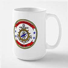USS Mississippi CGN 40 Mug