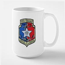 USS Texas CGN 39 Mug