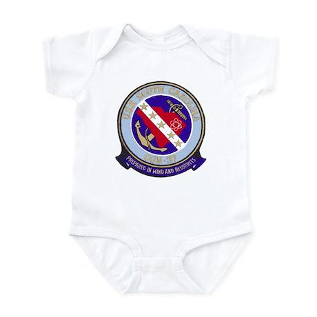 USS South Carolina CGN 37 Infant Creeper