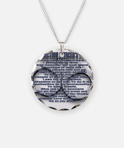 CORRECTION'S OFFICER PRAYER Necklace