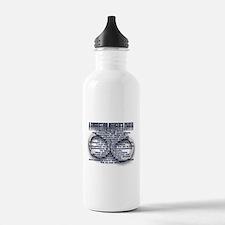 CORRECTION'S OFFICER PRAYER Water Bottle