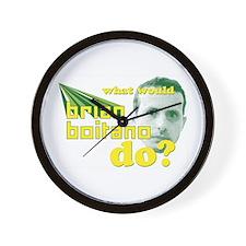 WWBBD?- Wall Clock