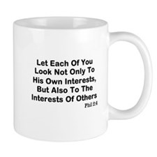 Interests Of Others Mug